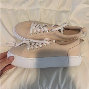 H and M sneaker worn ONCE